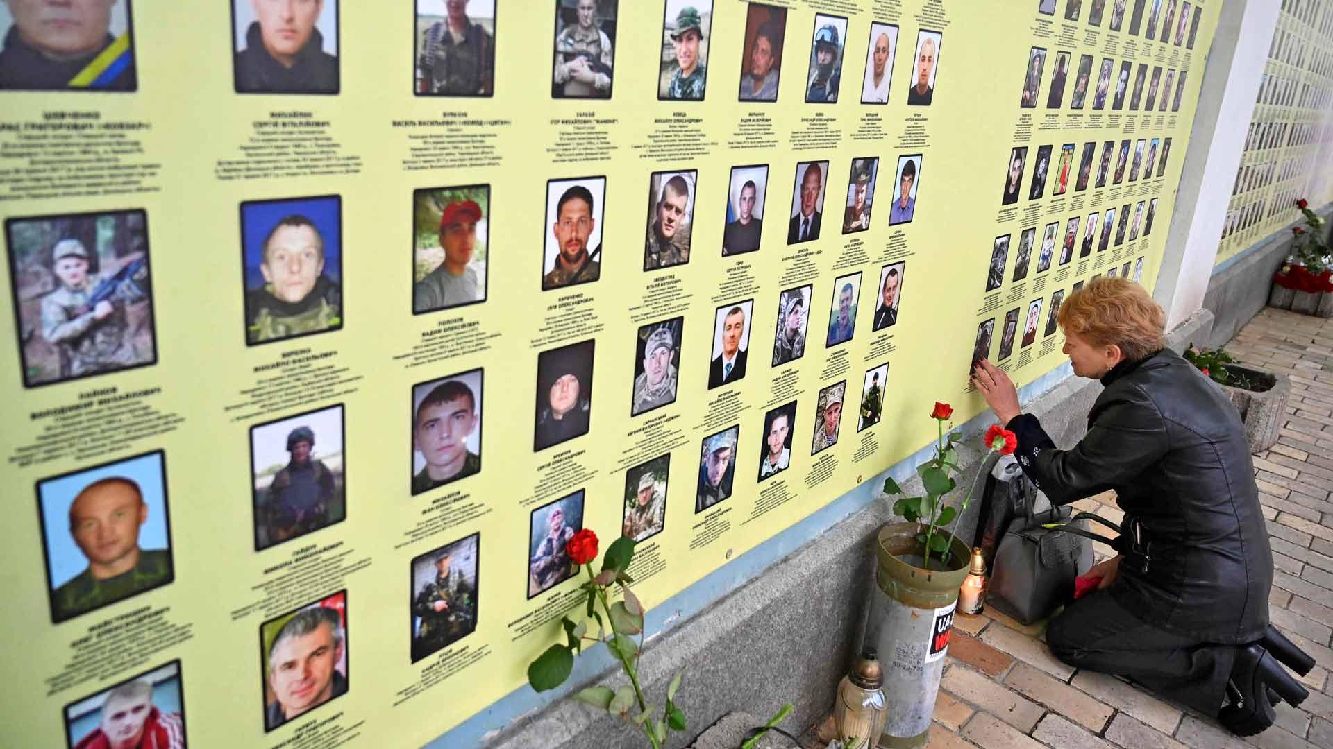 Itä-Ukrainan konfliktialue