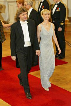 Janina Andersson ja Kim Engblom