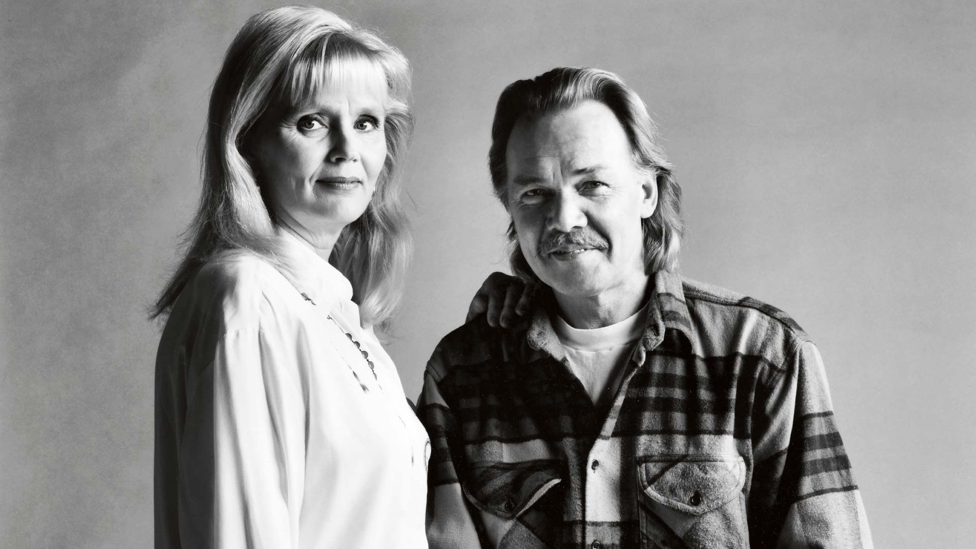 Kari Tapio ja Pia Viheriävaara