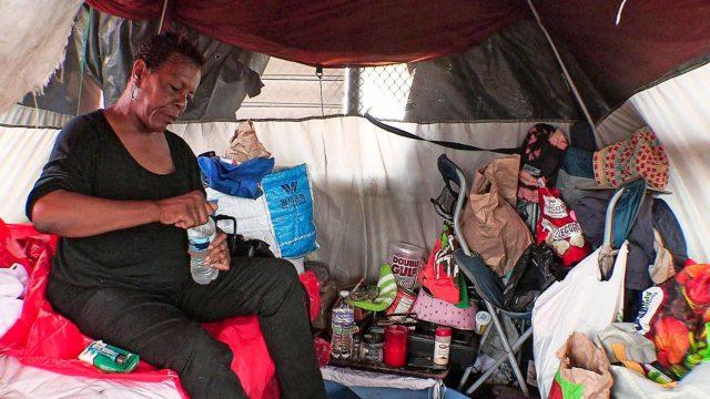Ulkolinja: köyhänä amerikassa