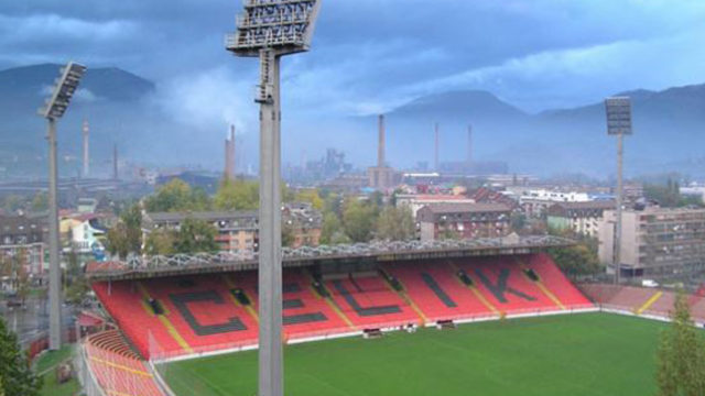 Bilino Pojle- stadion toimii näyttämönä Bosnian ja Suomen välisessä EM-karsintaottelussa lokakuussa.
