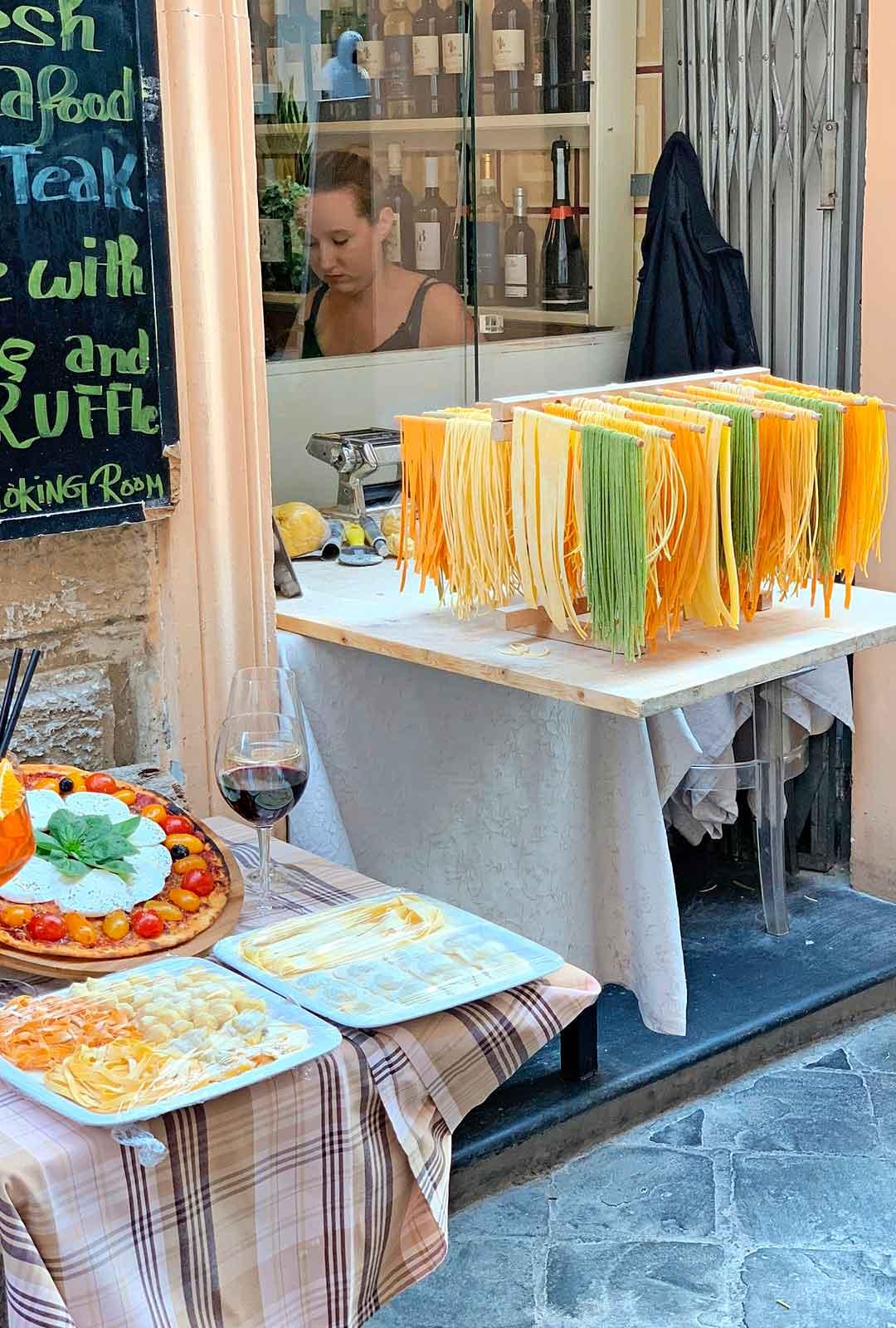 Italialainen pasta