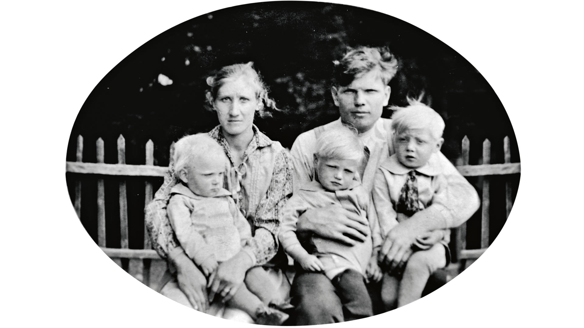 llmari Valto ja talollisen tytär Hilma Mäkelä