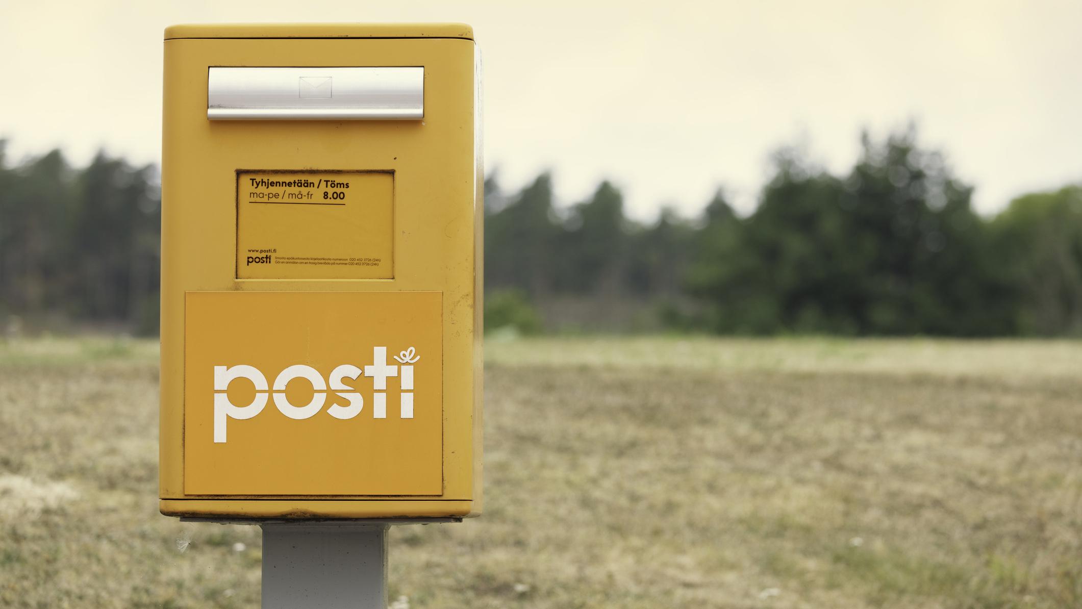 Paun lakon arvioidaan vaikeuttavan postin kulkuun vielä päättymisensä jälkeenkin.