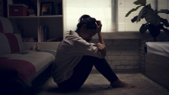Tytöillä diagnosoidaan masennusta puolet enemmän kuin pojilla.