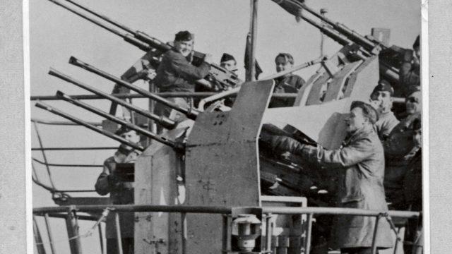 Saksalainen sukellusvene U-745