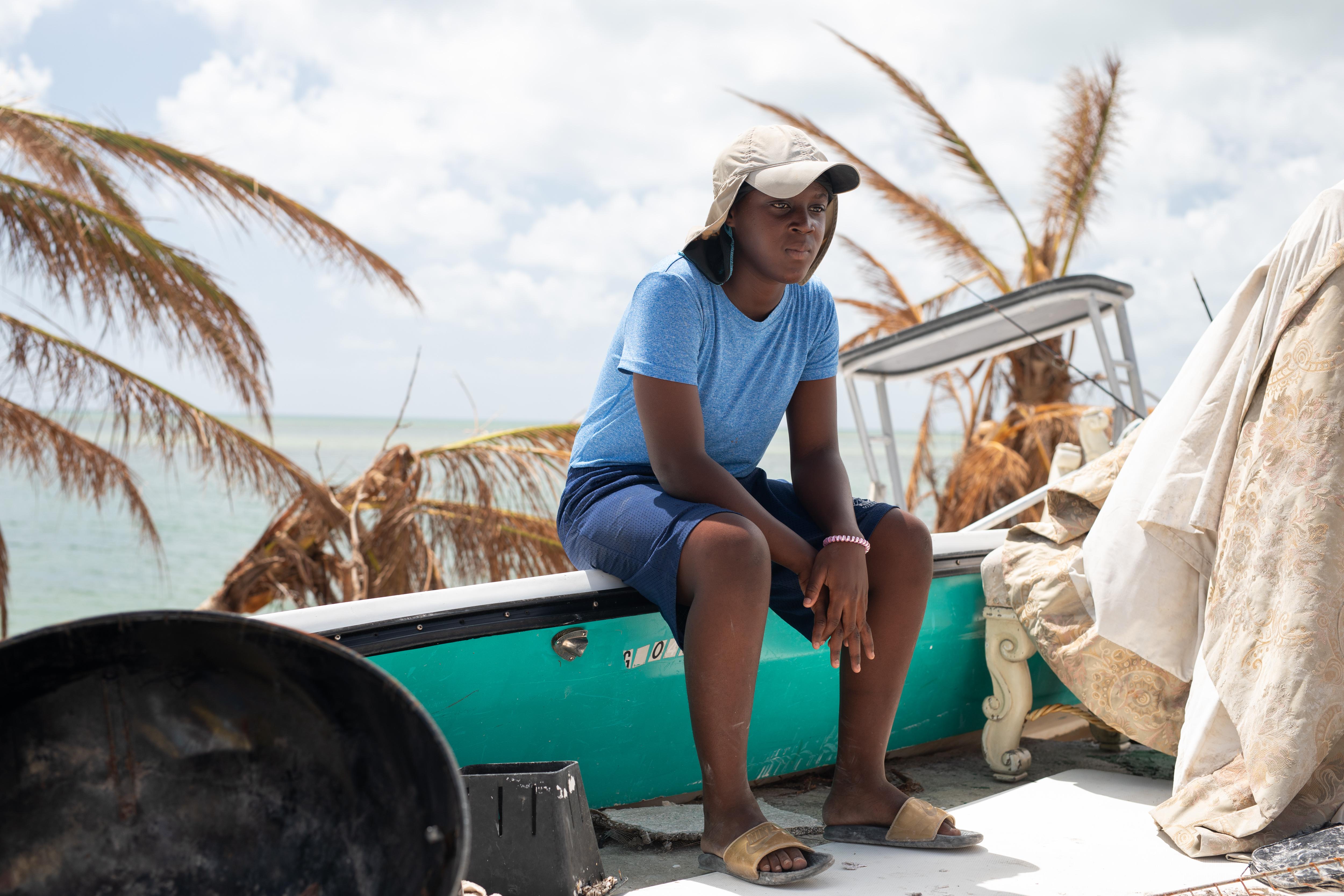 Bahamaa jälleenrakennetaan hurrikaanin jälkeen