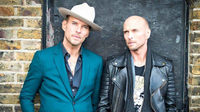 Matt ja Luke Goss