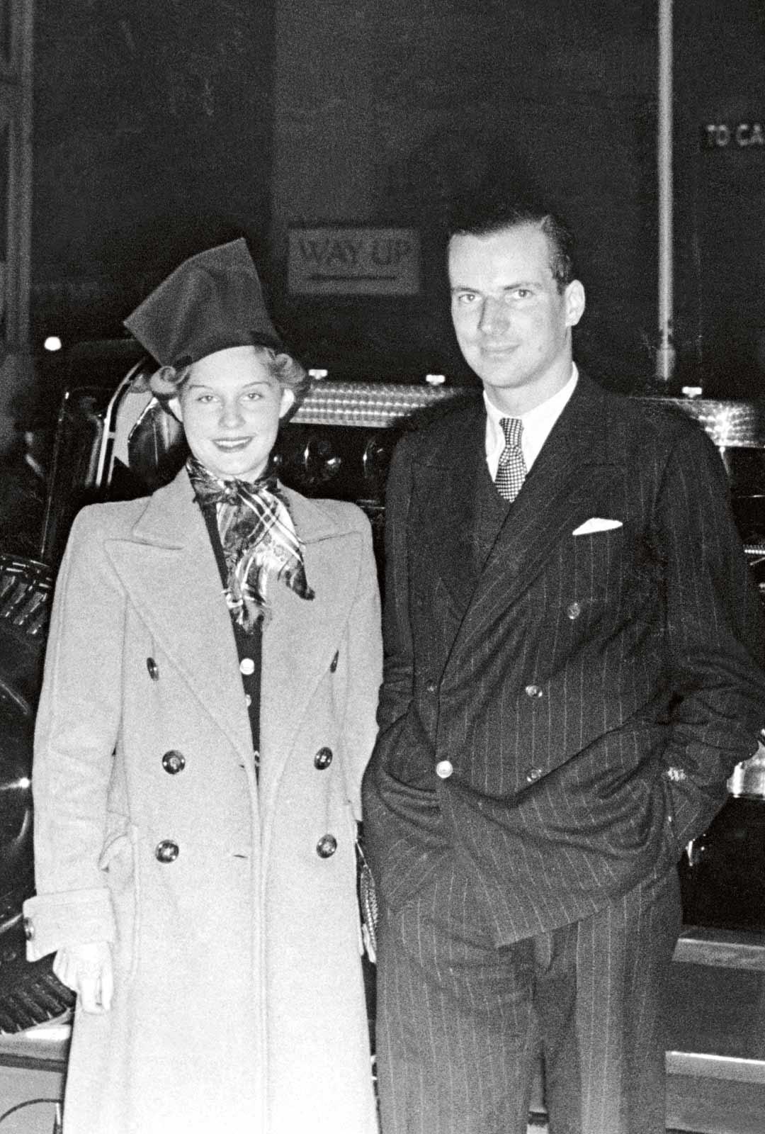 Dick Seaman ja Erika Popp