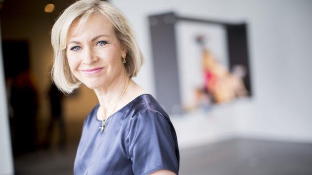 Johtajanainen Leena Niemistö