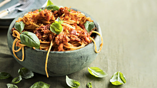 Teresa Välimäen ruoka: linssibolognese