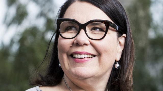 Johtajanainen Merja Ylä-Anttila