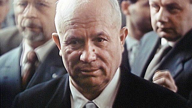 Lähikuvassa Nikita Hrushtshov