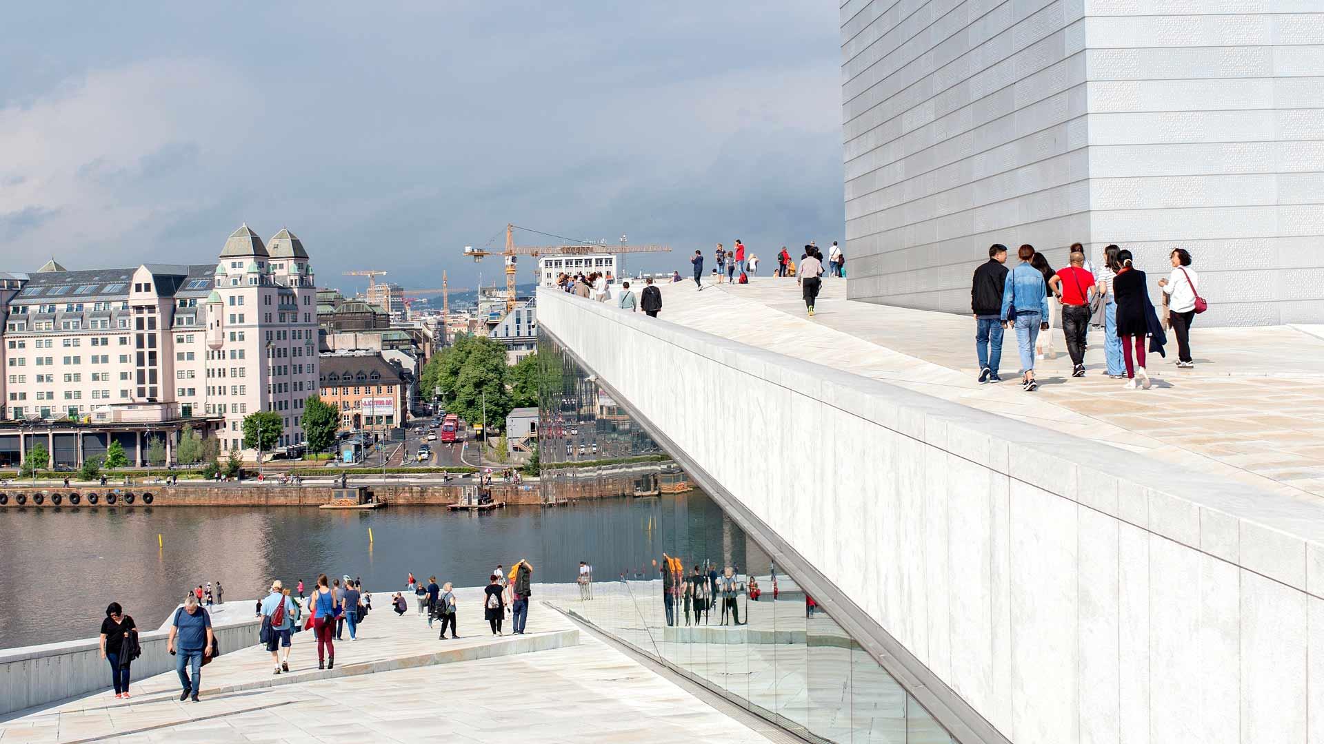 Oslon oopperatalo