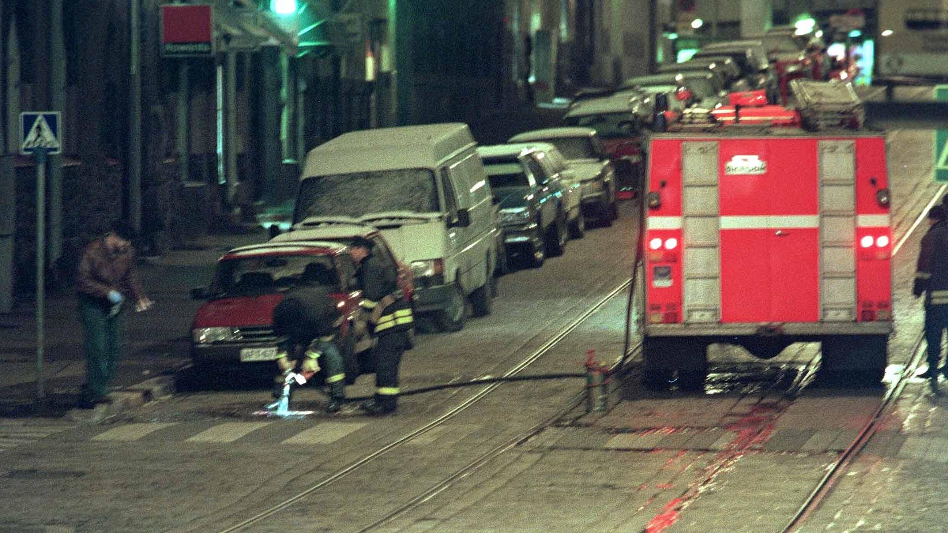 Tehtaankadun tragedia 1997