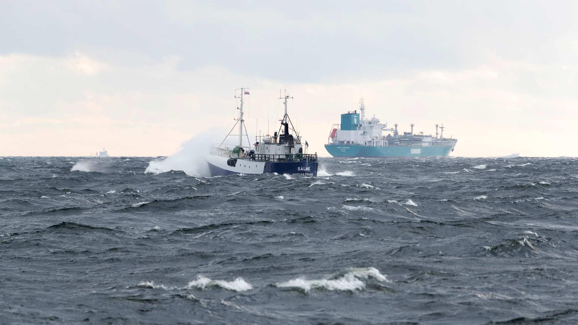 Viron merentutkimusalus