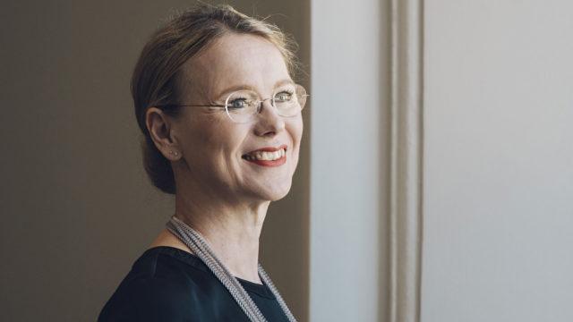 Johtajanainen Susanna Pettersson