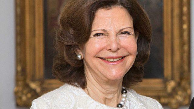 Silvia Bernadotte, 75, on Ruotsin kuningatar.