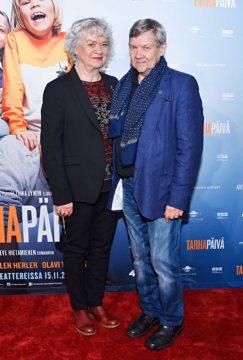 Marja Packalén ja Juha Muje