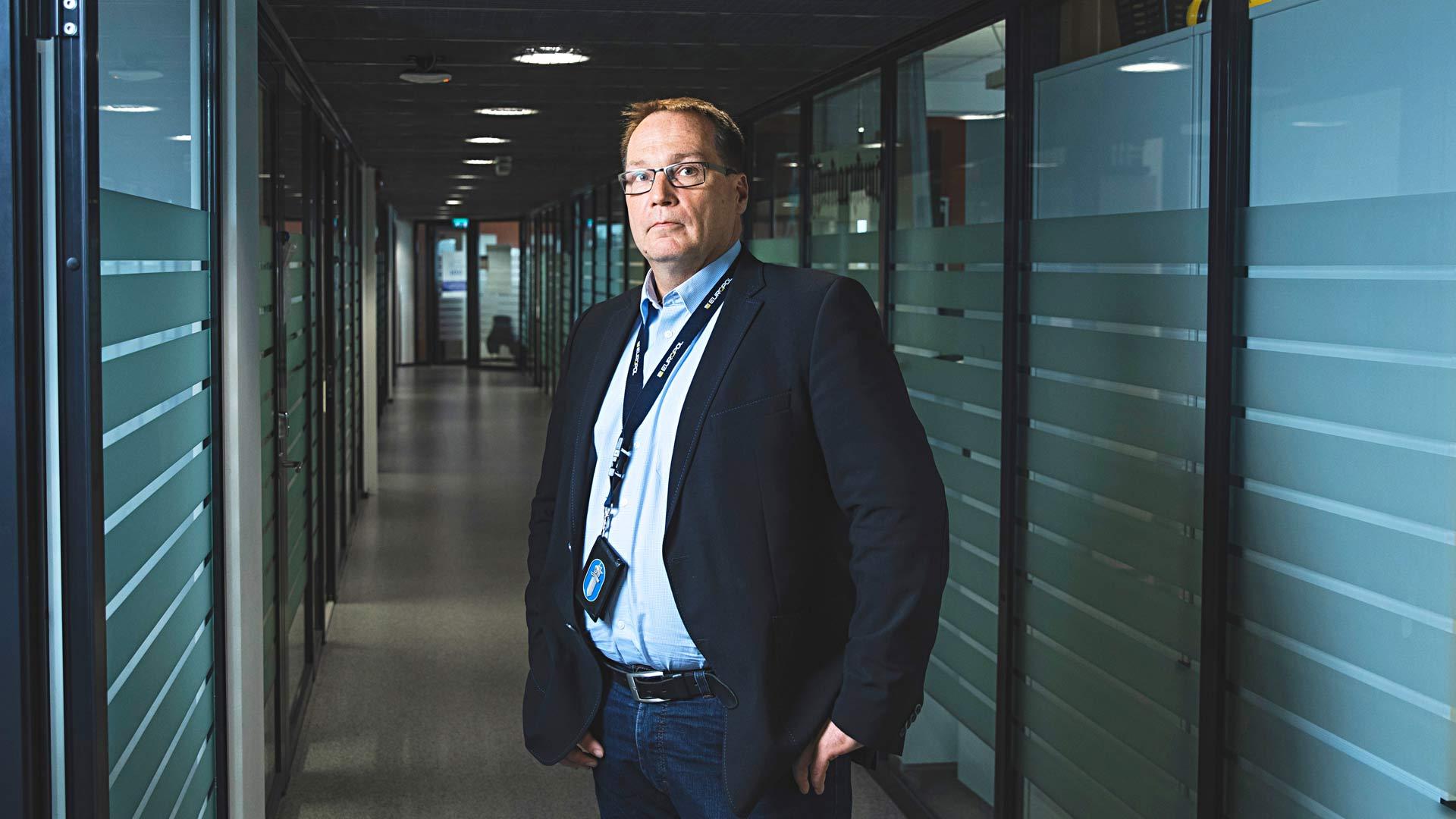 Koski tuli Helsinkiin töihin vuonna 1992. Takana oli poliisikoulu ja neljä kuukautta töitä Ylitorniossa.