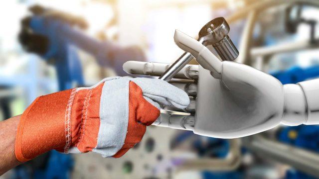 Viekö robotti työpaikan hellemmin?