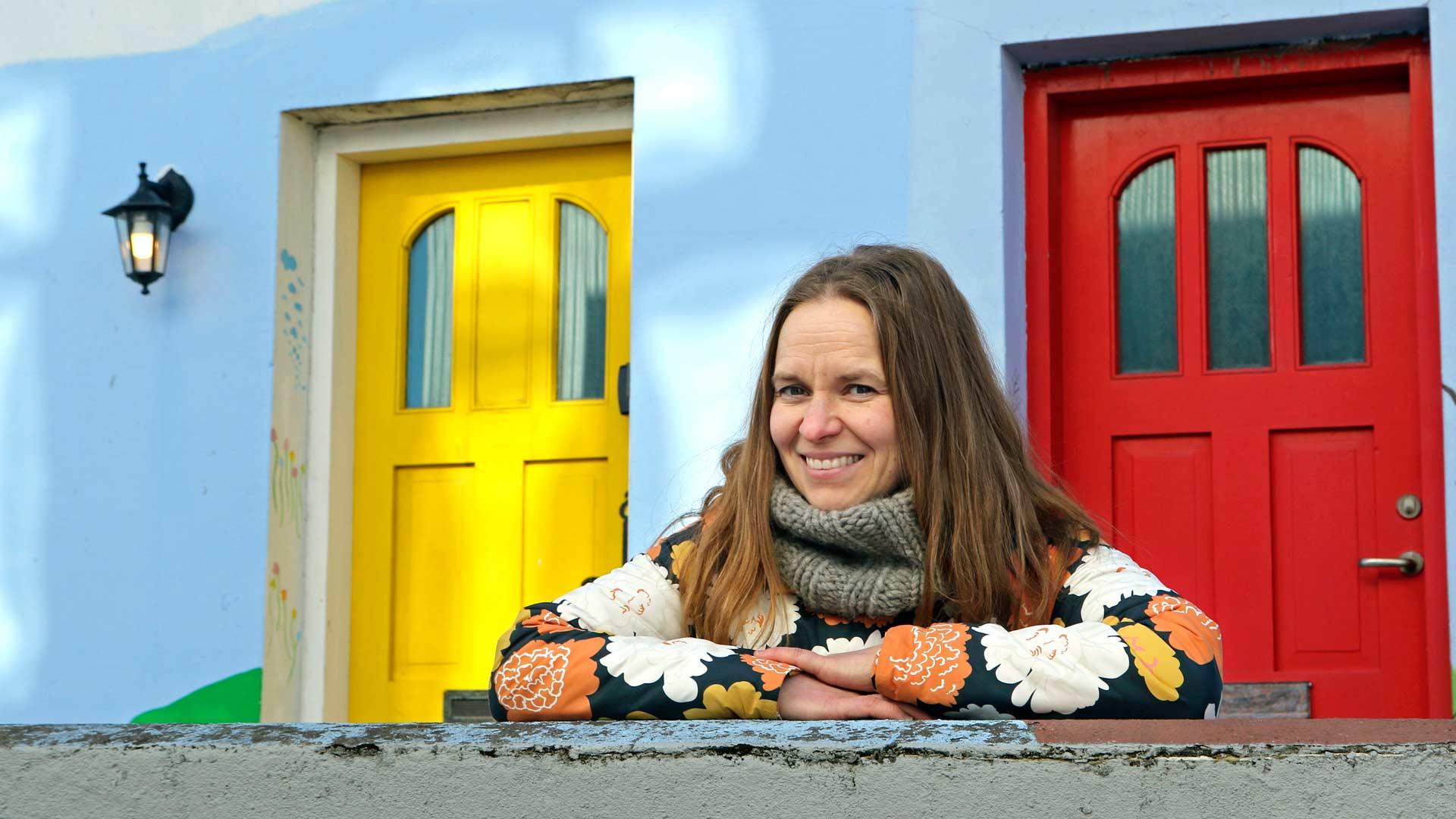 Satu Rämö on asunut Reykjavikissa kymmenisen vuotta.