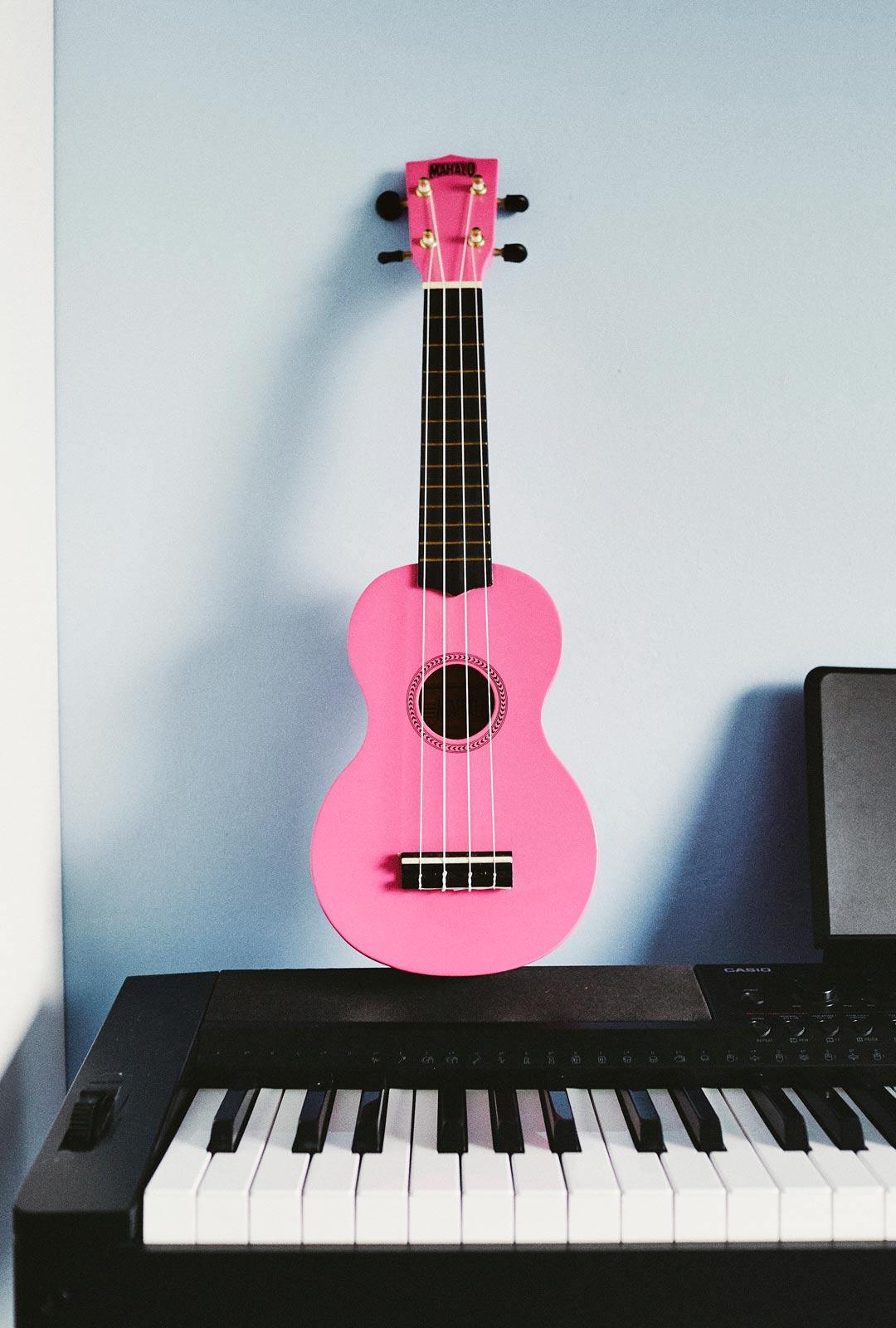 Musiikki rentouttaa ja vie mukanaan tunnelmasta toiseen.