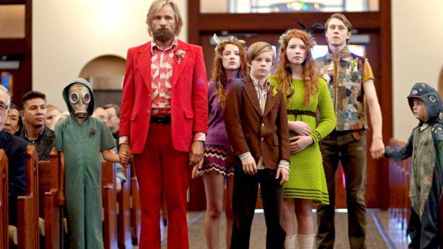 Karismaattisesti vastakulttuurimiehen roolin tekevä Viggo Mortensen ansaitsi suorituksestaan Oscar-ehdokkuuden.