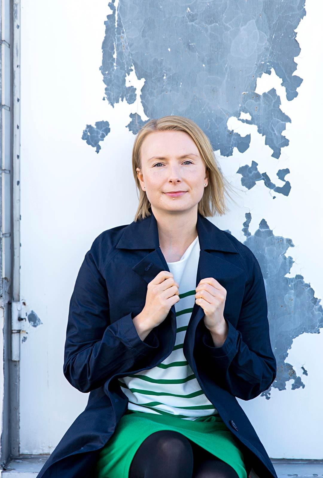 Vanhempien ja ympäristön esimerkillä on suuri vaikutus siihen, jatkaako nuori tupakointia. Hanna Ollila lopetti tupakoinnin nuorena muutamaan kokeilukertaan.