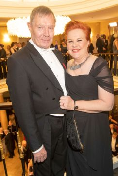 Heikki Kahila ja vaimo Pia