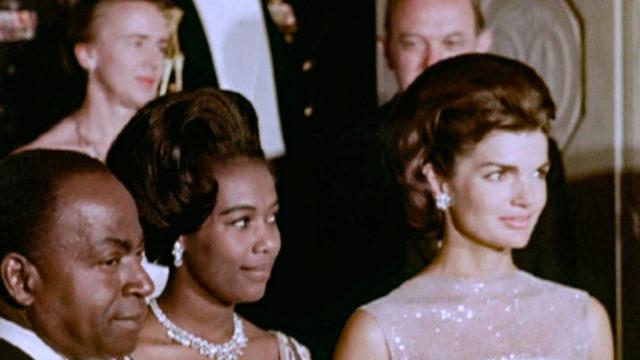 Jackie Kennedy toi avoimuutta Valkoiseen taloon.