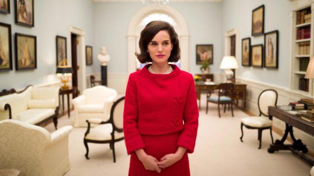 Natalie Portman esitti nimiosasuorituksen elokuvassa Jackie.