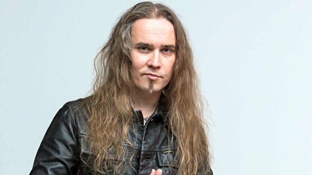 Muusikko Jarkko Ahola