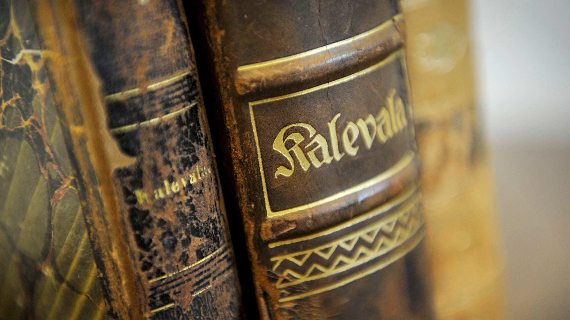 Ensi vuonna vietämme Kalevalan ilmestymisen 185-vuotisjuhlaa.