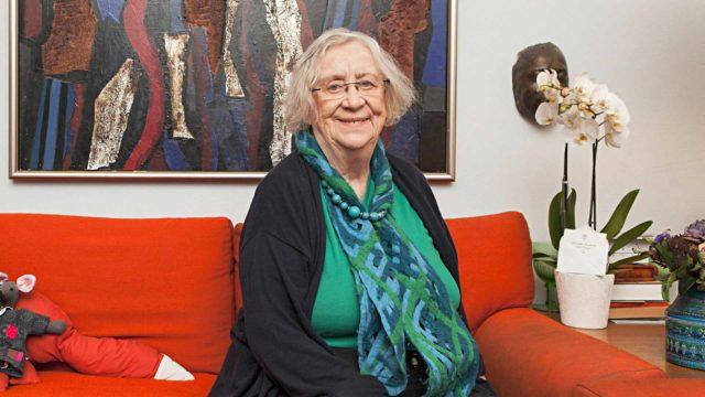 Lastenkirjailija ja runoilija Kirsi Kunnas