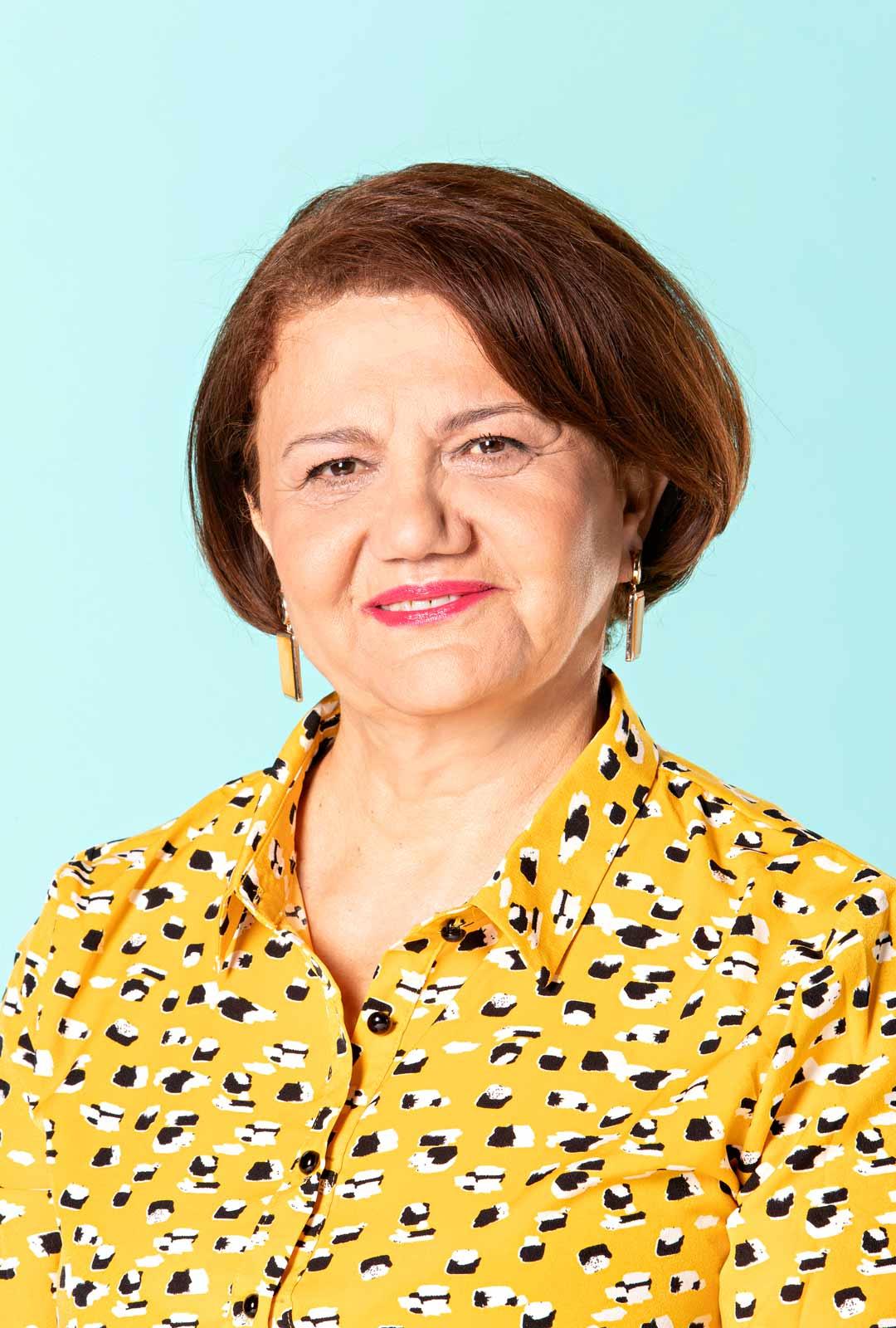 Shahla Rostem