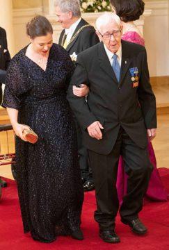 Olavi Kivistö ja Heidi Honkamaa