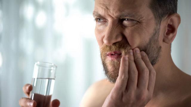 Poskiontelotulehdus voi johtua hampaista.