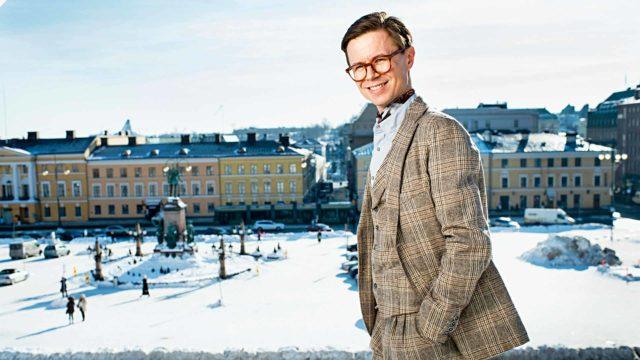 Sami Sykkö, 49, on Tyylituomari.