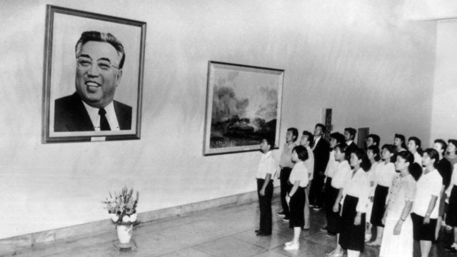 Ensimmäisenä vuorossa on sissitaistelijana varttunut Kim II-sung, joka onnistui luomaan Pohjois-Koreasta maailman kontrolloiduimman valtion.
