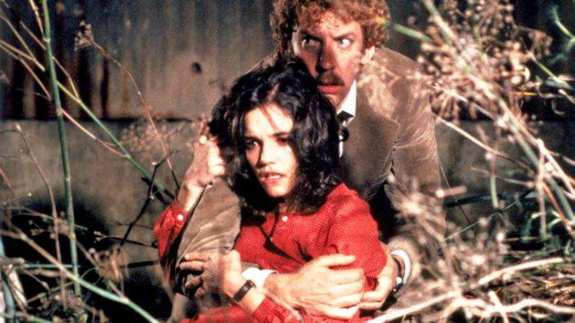 Brooke Adams ja Donald Sutherland ajautuvat pakomatkalle, kun kanssaihmisten käytös muuttuu oudoksi.
