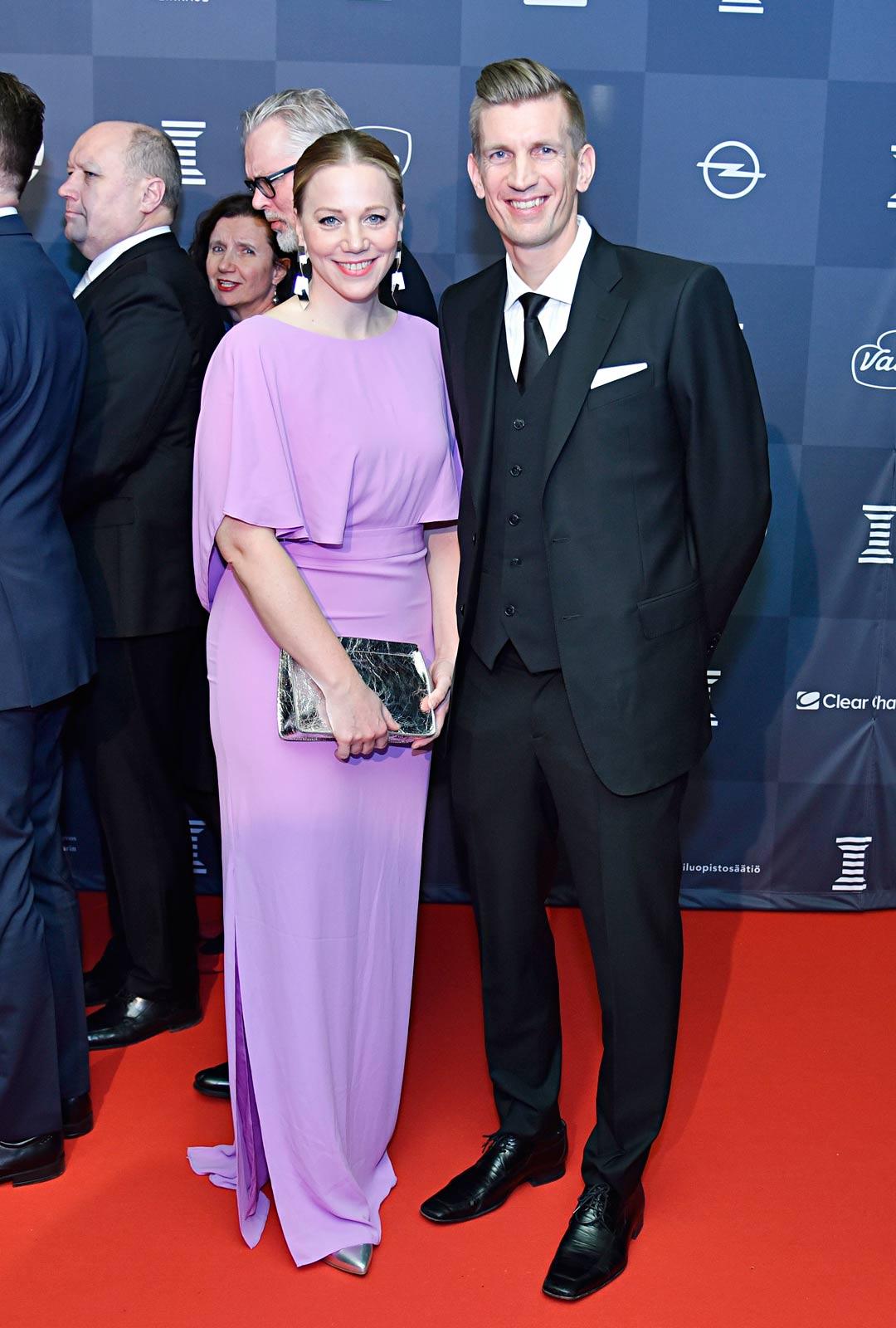 Jarkko ja Anu Nieminen