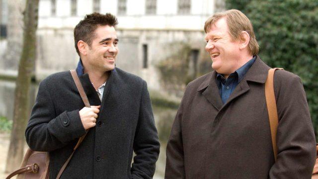 Colin Farrell ja Brendan Cleeson elokuvassa Kukkoilijat.
