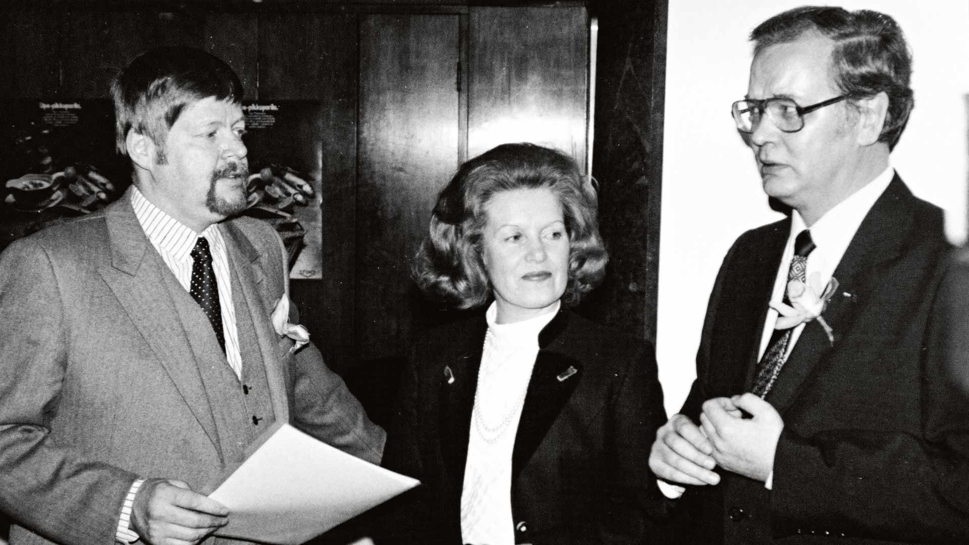 Pirjo Tuominen sai 57 yhteistä aviovuotta puolisonsa Raunon kanssa.