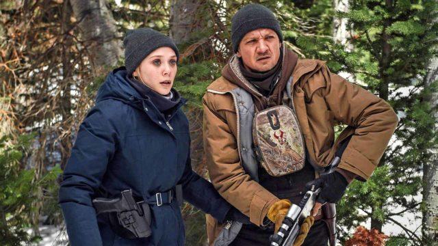 Päärooleissa nähdään Elizabeth Olsen ja Jeremy Renner.