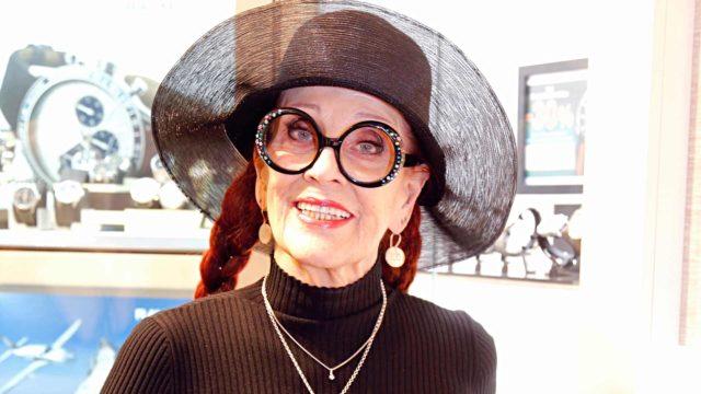 Tanssinopettaja Aira Samulin on syntynyt 27.2.1927. Hyvää syntymäpäivää!