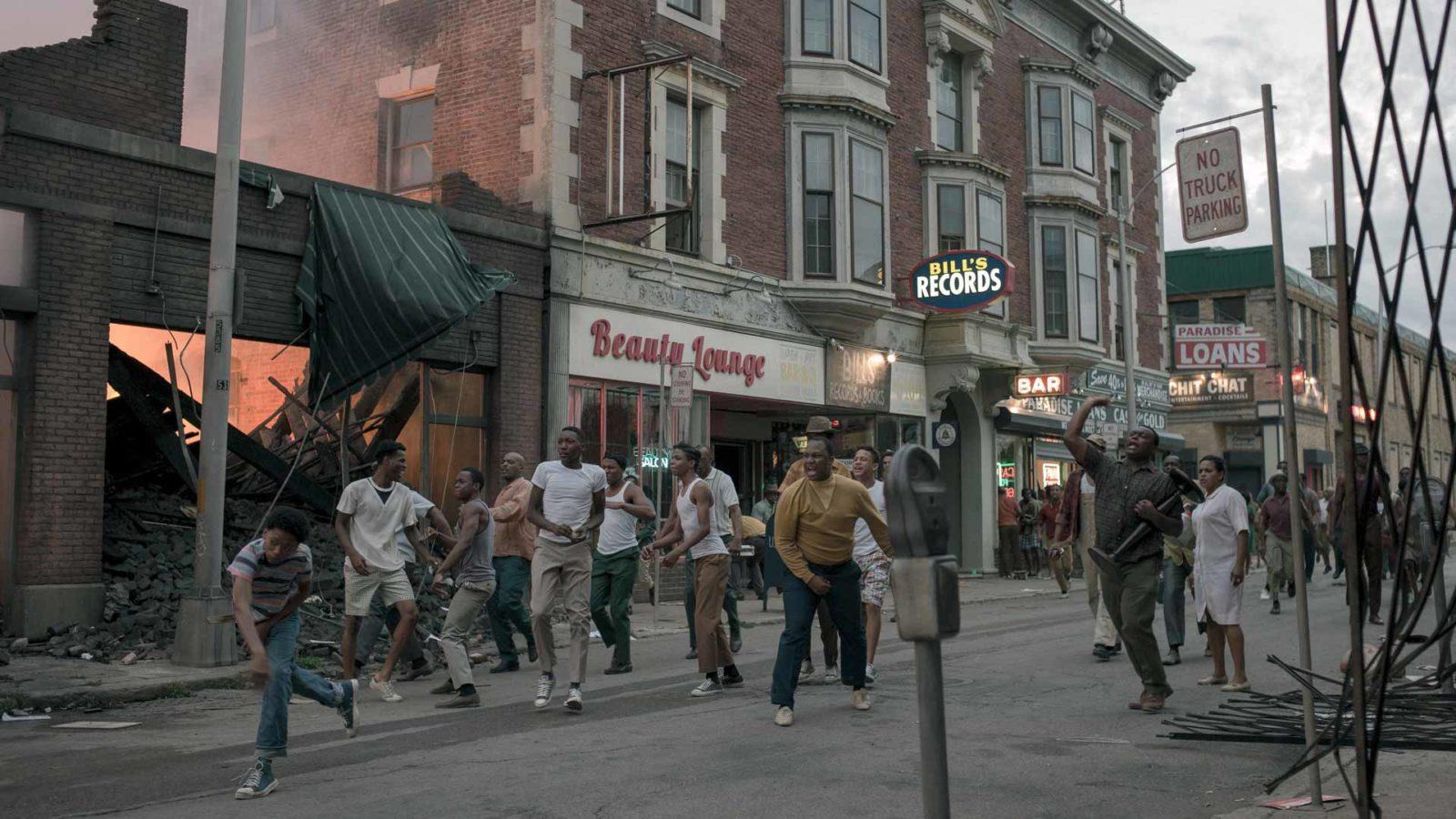 Detroit Elokuva