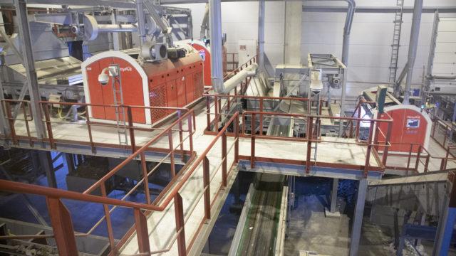 Myös muovinkierrätyksestä jää rejektiä eli teollisuusjätettä, joka poltetaan.