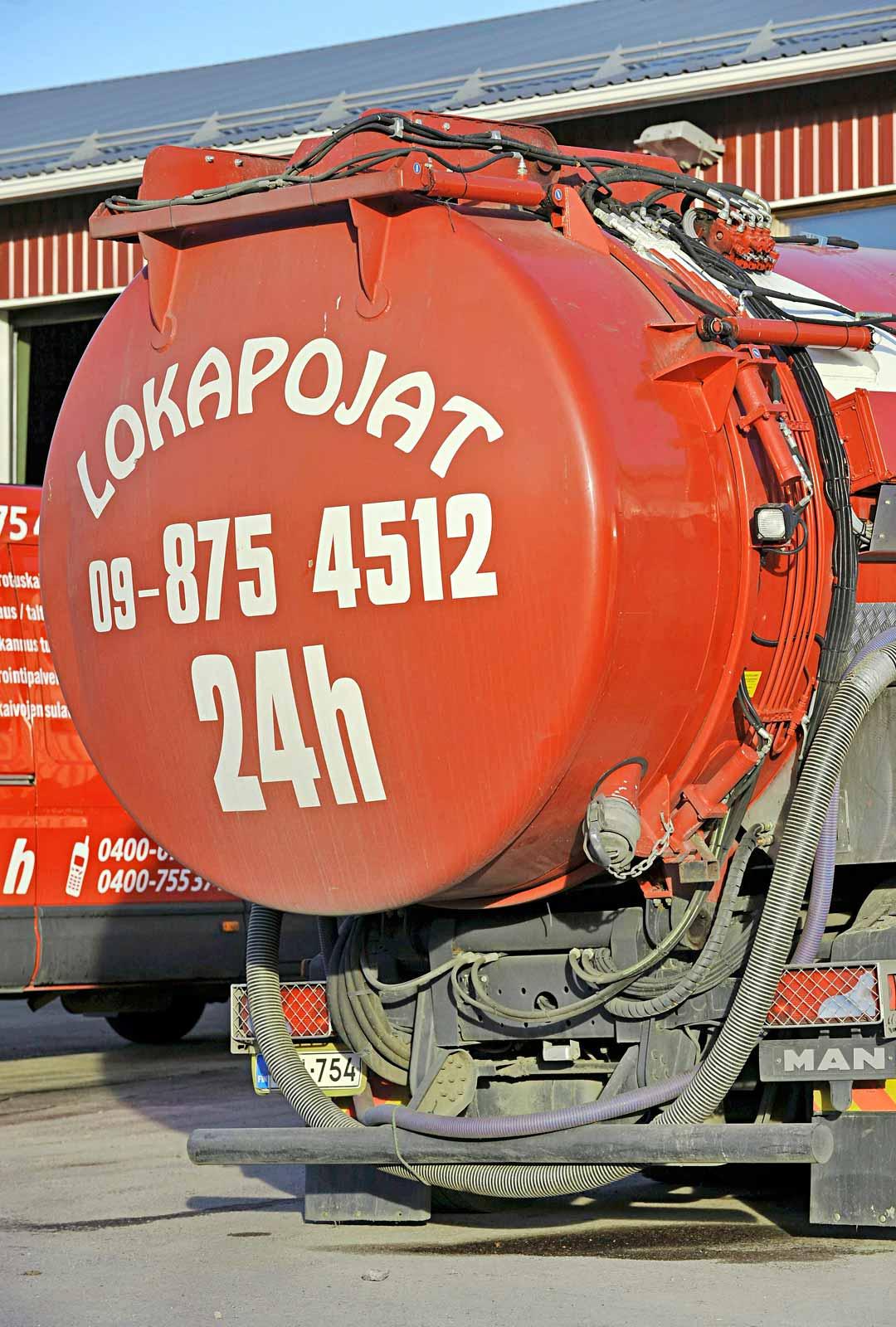 Entinen Lokapojat-yhtiö laski aikoinaan jätettä ojiin ja puroihin – ja sai 2013 maksettavakseen 280000 euron vahingonkorvaukset. Jätteen eteenpäin välttämisestä annettavat tuomiot ovat moninverroin pienempiä.