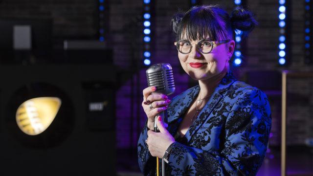 Rauli Badding Somerjoen veljentyttö Katri Somerjoki kilpalee The Voice of Finland -laulukilpailussa